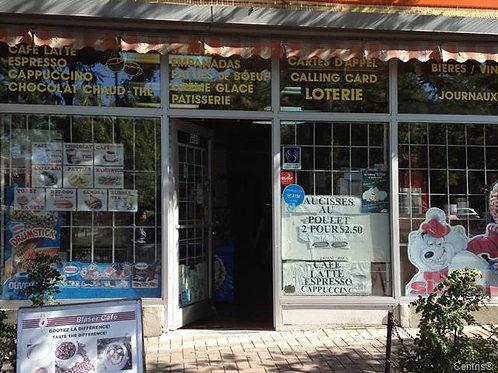 BUSINESS FOR SALE   dépanneur/Côte-des-neiges