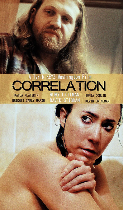 Correlation official poster
