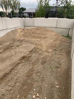 Bulk Sand
