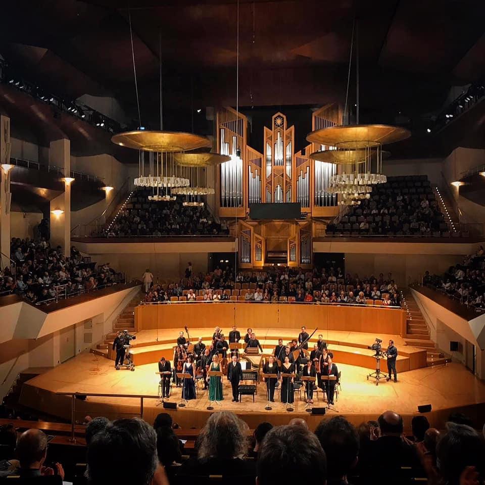 Auditorio Nacional de Música (Madrid