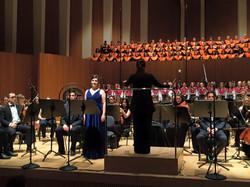 Carmina Burana, Palau de les Arts
