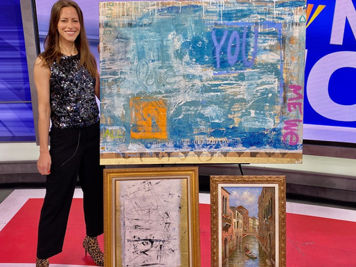 ReFashioned Art featured on Fox10 News Phoenix