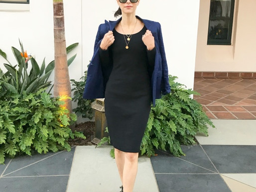Why your closet needs at least 1 Ethical lbd by Tonlé