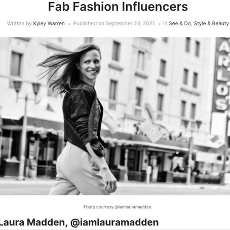 Fabulous Arizona Fab Fashion Influencers 2021