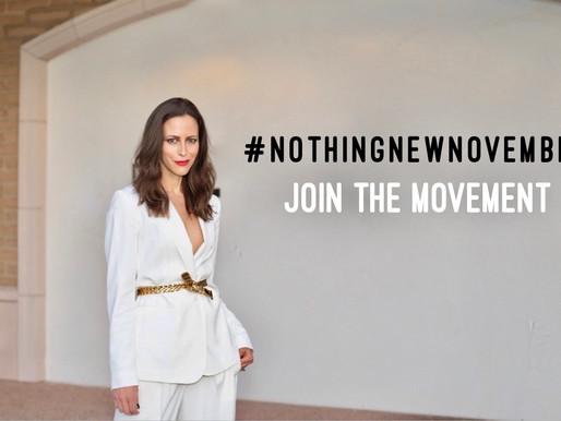 Nothing New November Week 2 Challenge