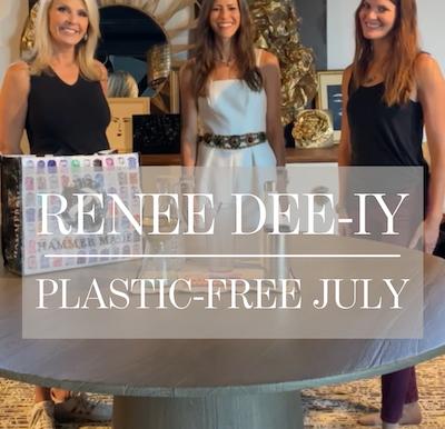 Style + Sustainability with Iconic Life Magazine + Plastic Free July Tips