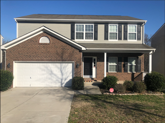 JUST LISTED!  7604 Rockland Drive, Charlotte, NC 28213