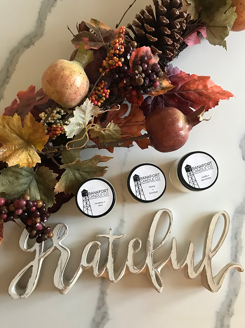 Thanksgiving sampler set