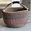 Thumbnail: African Bolga Basket - Neutral Round Large