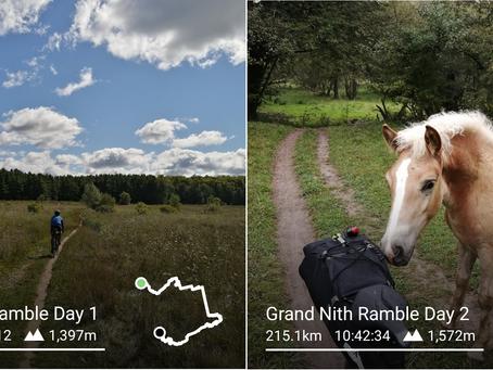 Grand Nith Ramble: Giddy Up