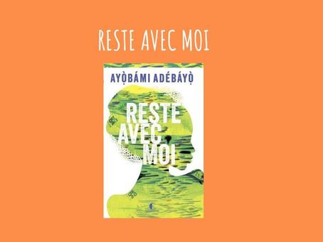 Rotimi : Reste avec moi de Ayobami Adebayo