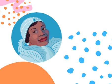 Dans la famille mère adoptive, j'appelle ...Bessie Smith