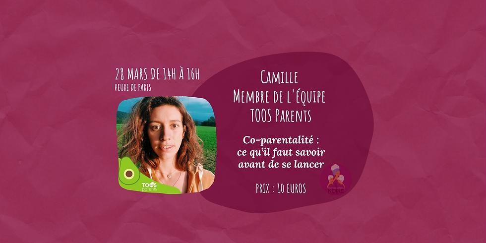 TQJSNTalk - Camille
