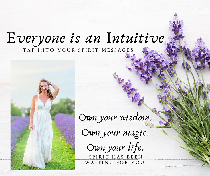 Everyone is an Intuitive - Including you