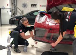 Porsche GT3 Paint Protection Film