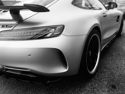 Mercedes GT R