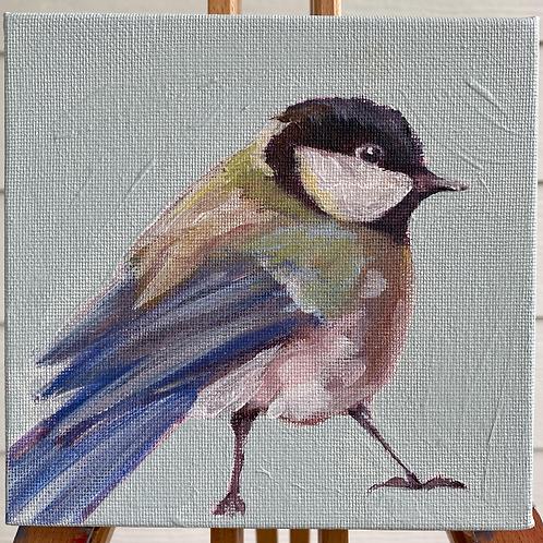 Chubby Bird - Finch 6X6
