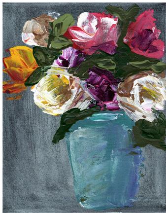 Flower_Pot_Michelle_Palmer_Fine_Art_8X10