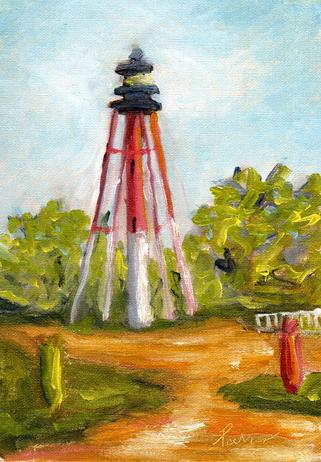 Carrabelle_Lighthouse_Michelle_Palmer_Wa