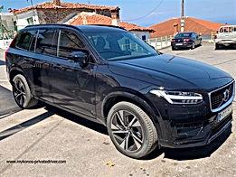 SUV Transfers Mykonos, taxi mykonos, cha