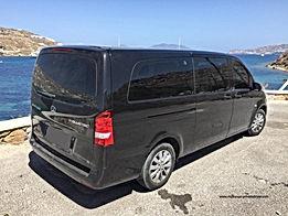 private driver mykonos, chauffeur mykono