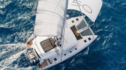Rhenia Tour With Catamaran