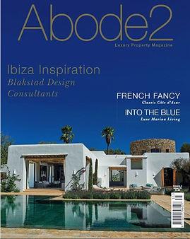 ABODE 2 Magazine - Ashley & Melissa Press Page