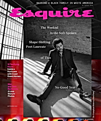 Esquire Cover - The Weekend.jpg