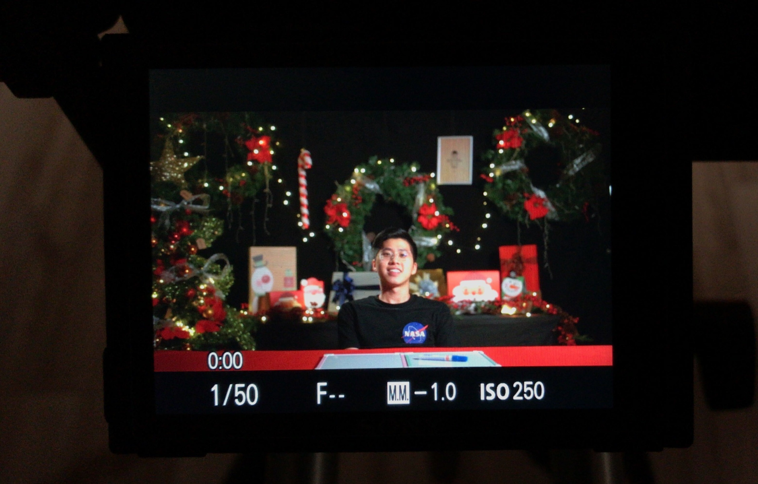 On Set | Sunway Pyramid's Christmas