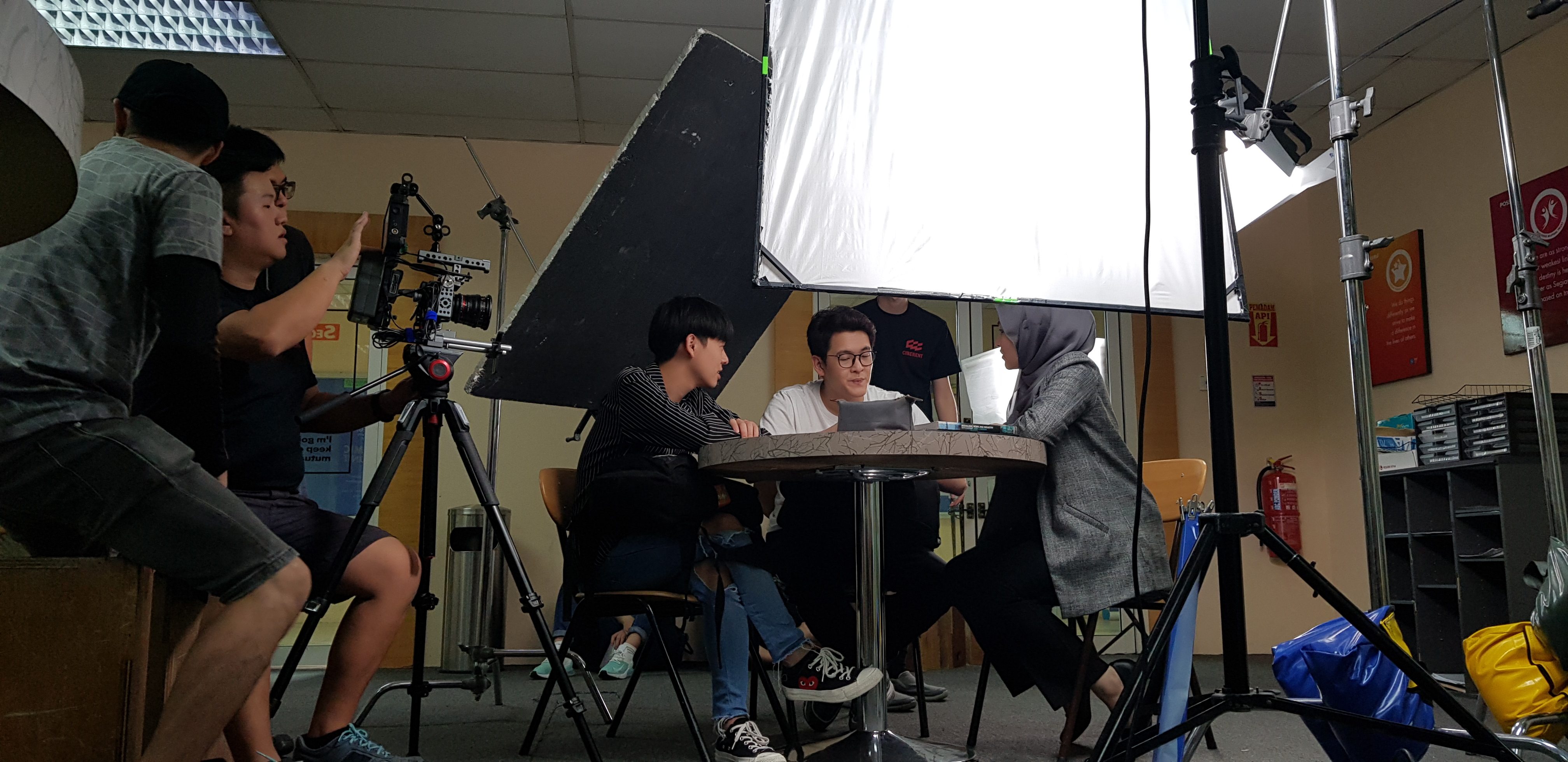 On Set | SEGi Colleges & Uni