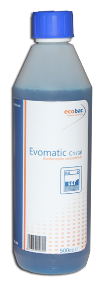 Evomatic Cristal Abrillantador concentrado