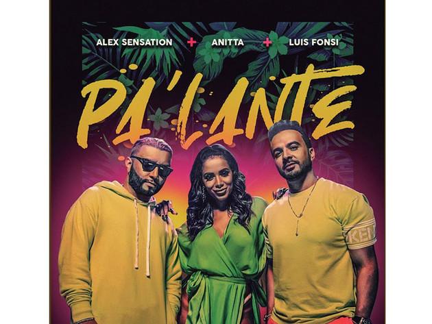 Alex Seansation feat Luis Fonsi & Anita - Pa'lante