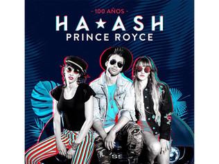 Ha*Ash feat. Prince Royce - 100 años contigo