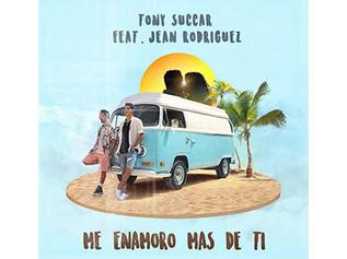 Tony Succar feat. Jean Rodriguez - Me Enamoro Mas De Ti