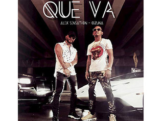 "Alex Sensation feat Ozuna ""Que Va"""