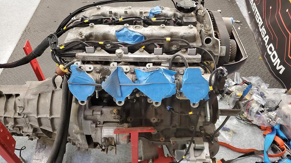 3sge beams altezza engine harness for link ecu Monsoonx or ecumaster classic/bla
