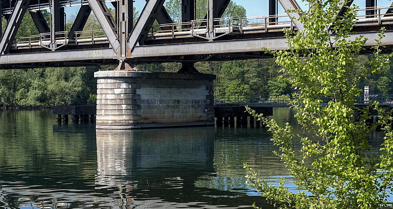 Ponte di Ferro - Sesto Calende