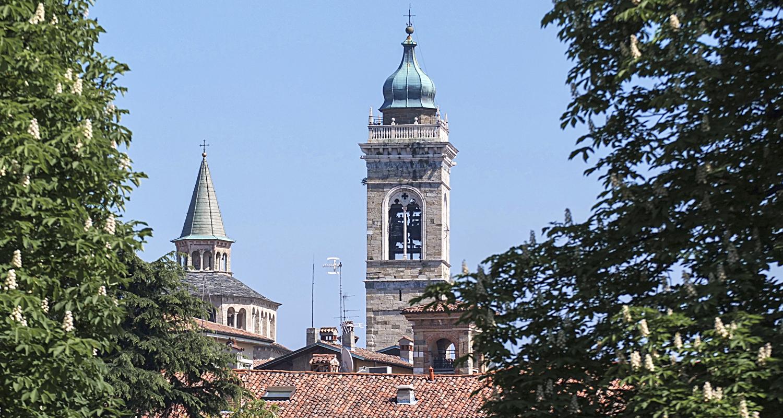 Campanile Basilica di Santa Maria Maggiore - bergamo