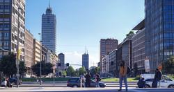 Via Vittorio Pisani - Milano