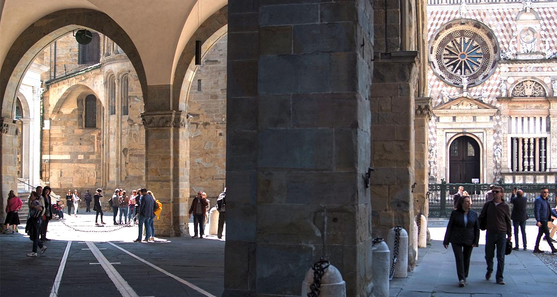 Basilica di Santa maria maggiore - bergamo