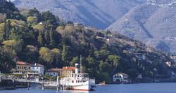 piroscafo patria - lago di Como