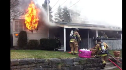 Dupont House Fire