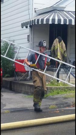 8/8/15 - Mill St. Fire