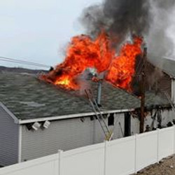 February 21, 2017 - Structure Fire