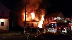 February 21, 2017 - Residential Fire