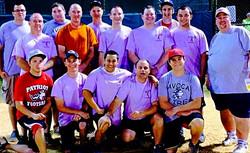 Softball Tournament 2014