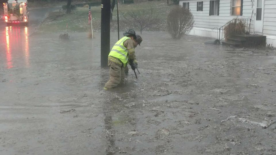 February 25, 2017 - Flood