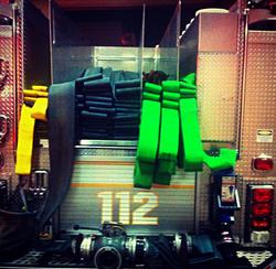 112 Engine Hose Bed