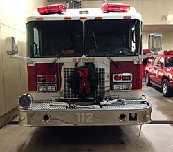 112 Enigne Ready For Christmas