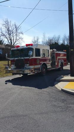 Avoca Fire 112 Engine